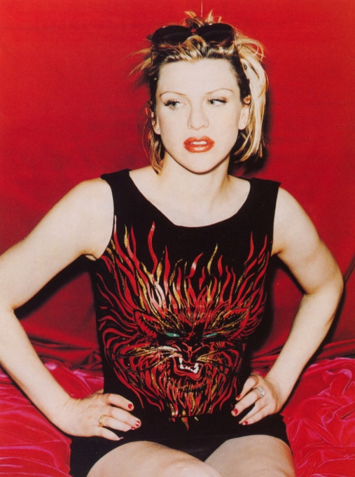 Courtney Love: Fashion Muse