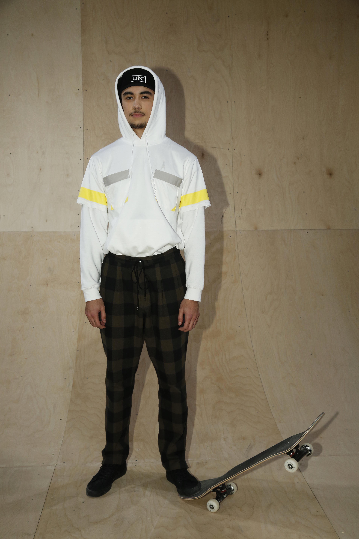 Steve Aoki X Dim Mak Collection F W 2017 Menswear